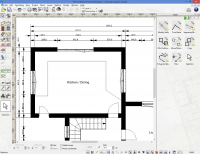 2D Floor Plan Software
