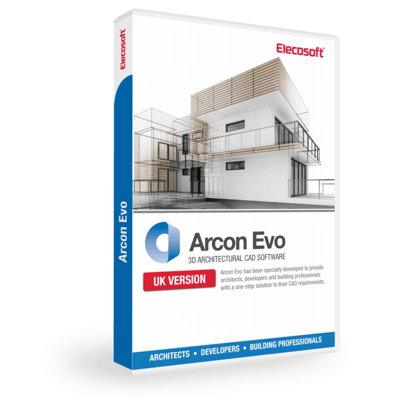 Elecosoft Arcon Evo Architecture Software