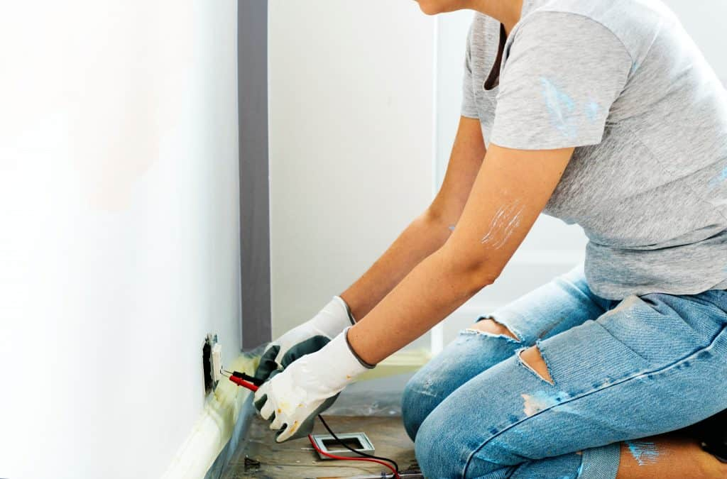 Adding Sockets are a good improvement to add value to your property