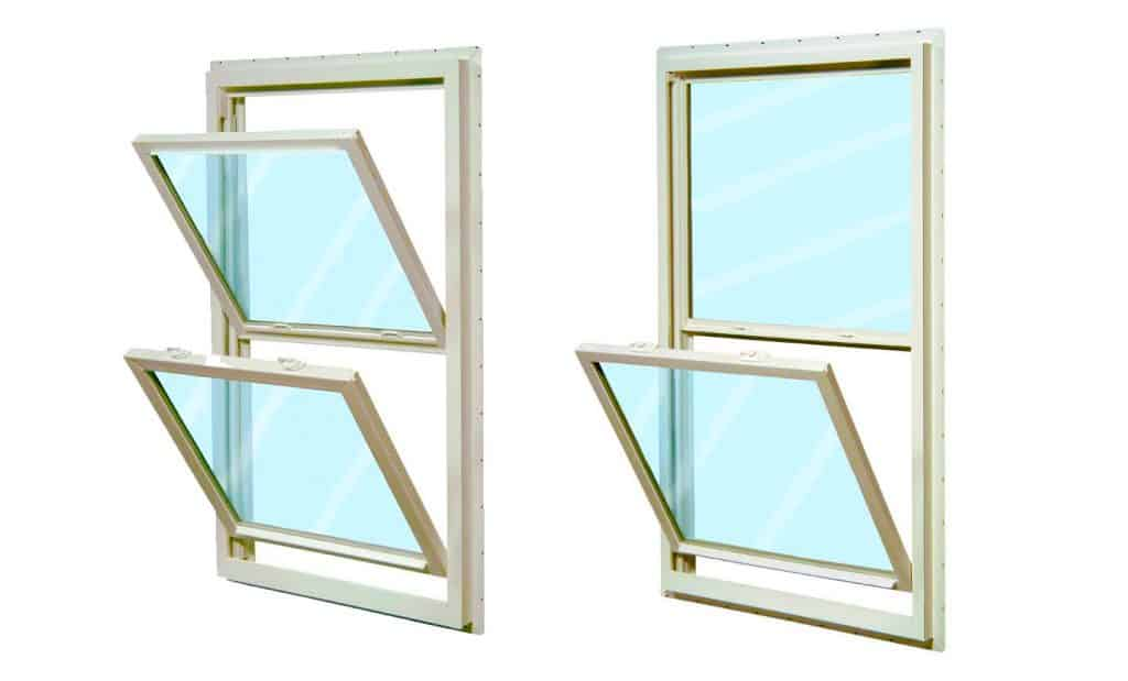Double Hung and Single Hung Windows