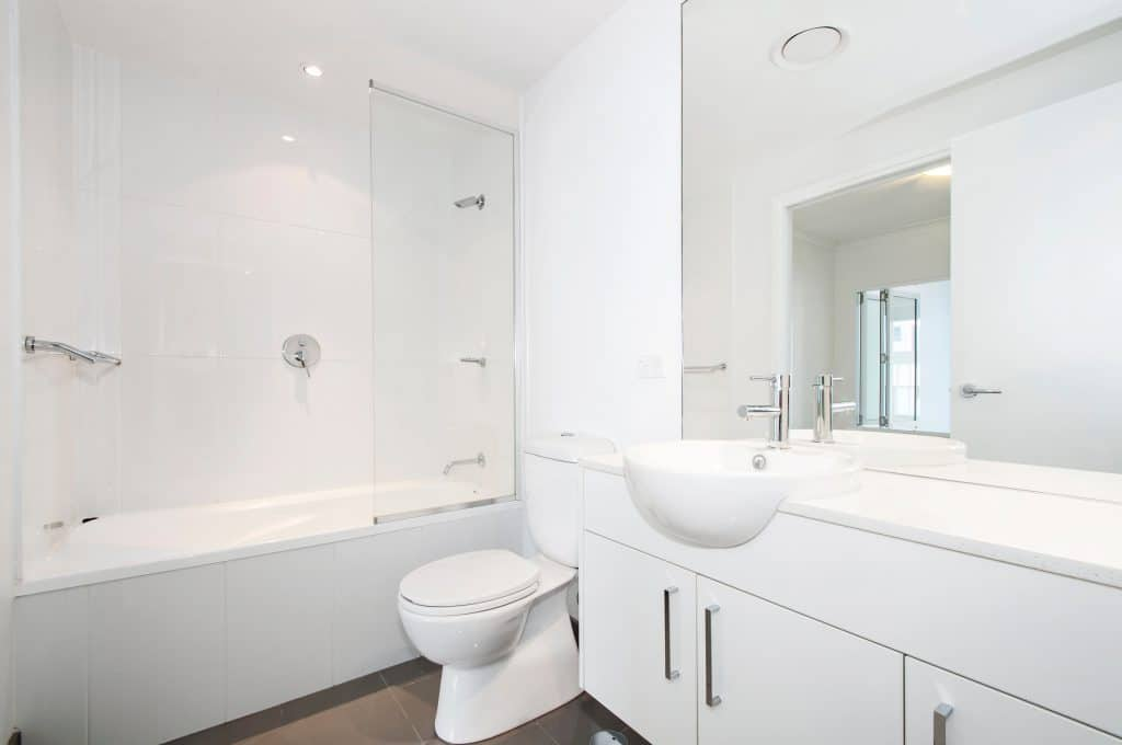Install Large Mirrors to maximize space