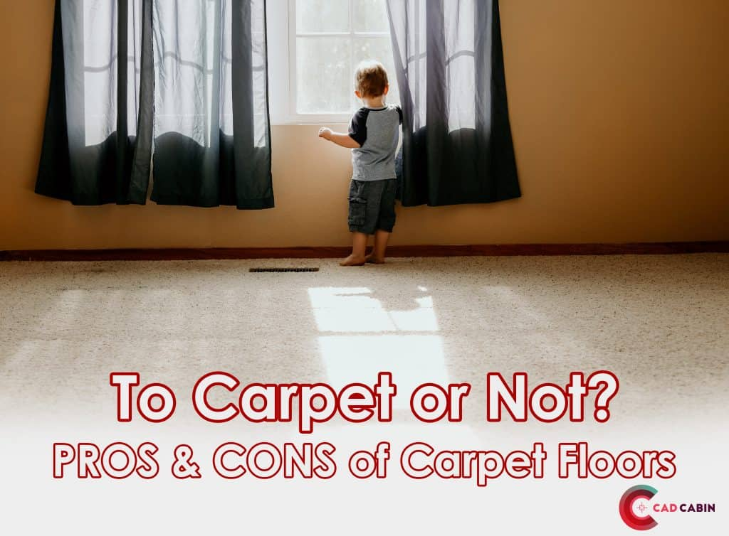Pros and Cons of Carpet Floors