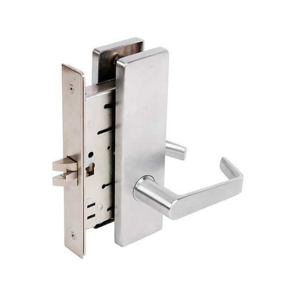 Mortise lock and a lever handle - Door Locks Buying Guide