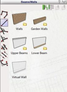 Walls catalogue
