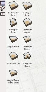 Rooms tool catalogue